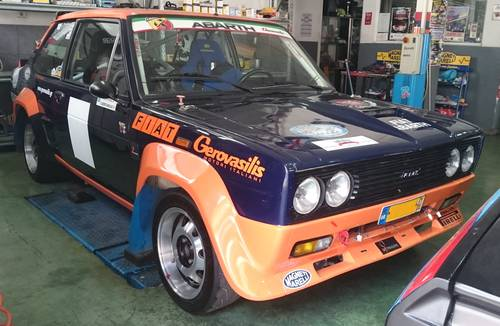 1978 Fiat 131 Abarth Rally Group 4 conversion For Sale (picture 2 of 6)