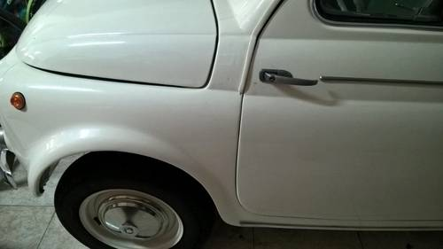 1960 Fiat 500D in Like New Condition Optional RHD New MOT Incl. For Sale (picture 5 of 6)