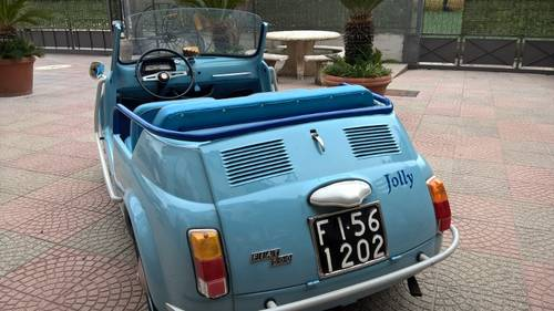 1969 Fiat 500 Jolly in Like New Condition First in Show MOT incl. For Sale (picture 6 of 6)