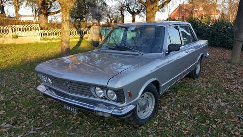 1975 Fiat 130 with 25,000 original kms(15,000 Miles) MOT included For Sale (picture 2 of 6)