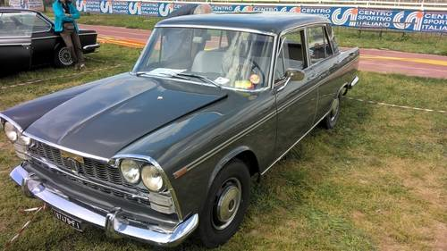 1962 Fiat 2300 Berlina original paint NEVER RESTORED For Sale (picture 1 of 6)