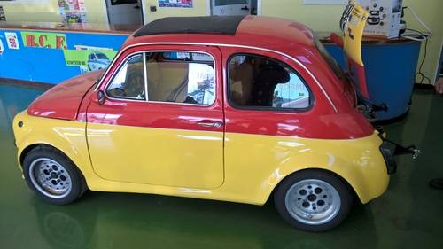 1970 Fiat 500 Giannini Custom RACE READY For Sale (picture 1 of 6)