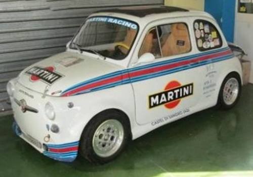 1969 Fiat 500 Martini 77.8 HP One of a Kind First in Show For Sale (picture 1 of 6)