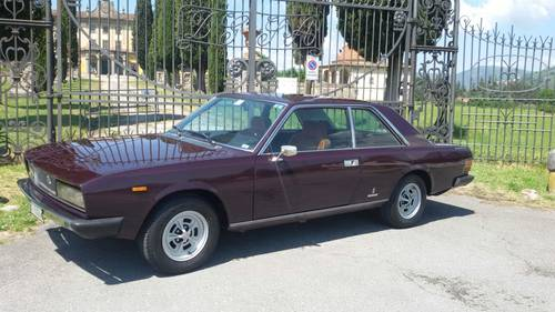 1972 Fiat 130 WELL PRESERVED ORIGINAL COUPE NEVER RESTORED For Sale (picture 3 of 6)