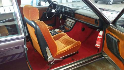 1972 Fiat 130 WELL PRESERVED ORIGINAL COUPE NEVER RESTORED For Sale (picture 5 of 6)