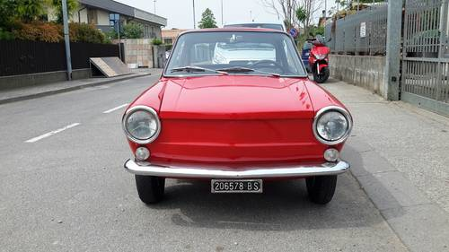 1967 Fiat 500 Moretti Coupe Nut And Bolt Restore For Sale Car And