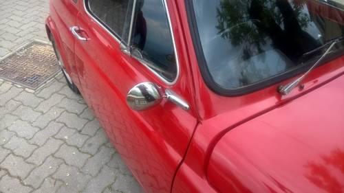 1970 Fiat 500L ORIGINAL RHD Restored in 2009 For Sale (picture 3 of 6)