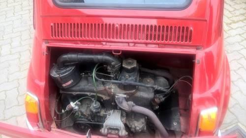 1970 Fiat 500L ORIGINAL RHD Restored in 2009 For Sale (picture 6 of 6)