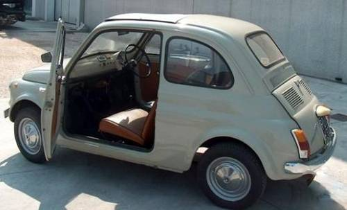 1968 Fiat 500F ORIGINAL RHD in Like New Condition For Sale (picture 1 of 6)