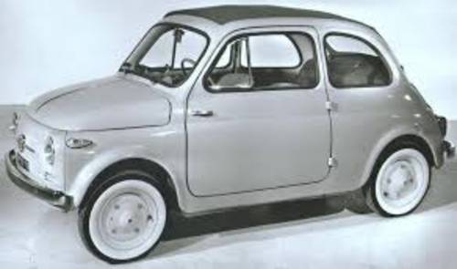 1960 Fiat 500N To be Restored like new CALL FOR DETAILS For Sale (picture 1 of 6)