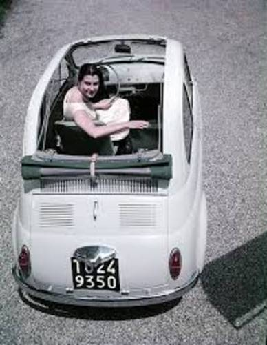 1960 Fiat 500N To be Restored like new CALL FOR DETAILS For Sale (picture 3 of 6)