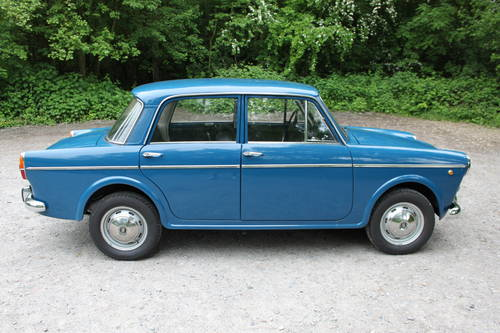 1962 Fiat 1100 D *** Italian Import *** Fully Restored ***  For Sale (picture 5 of 6)