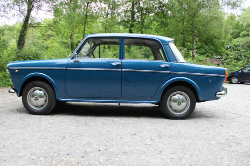 1962 Fiat 1100 D *** Italian Import *** Fully Restored ***  For Sale (picture 6 of 6)