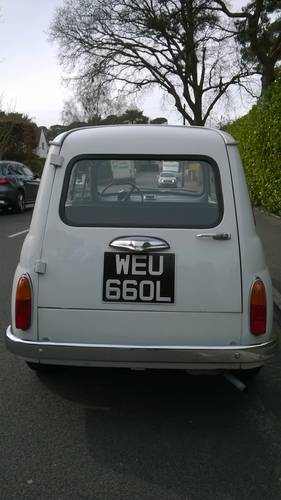 1973 fiat 500 giardiniera for sale SOLD (picture 2 of 6)