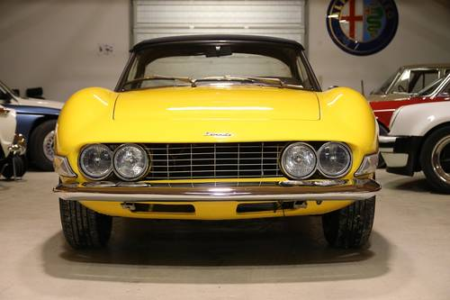 1967 Fiat Dino Spider 2,0 / Very early example / VIN #000078# For Sale (picture 1 of 6)