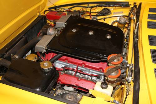 1967 Fiat Dino Spider 2,0 / Very early example / VIN #000078# For Sale (picture 5 of 6)