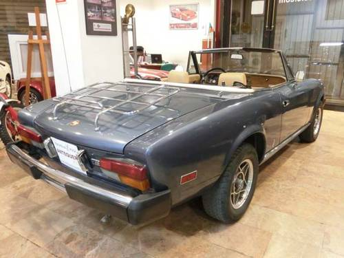 FIAT 124 SPORT SPIDER 2000 CS2 - 1979 For Sale (picture 2 of 6)