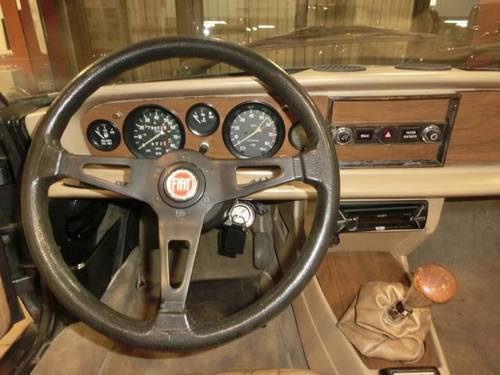 FIAT 124 SPORT SPIDER 2000 CS2 - 1979 For Sale (picture 3 of 6)