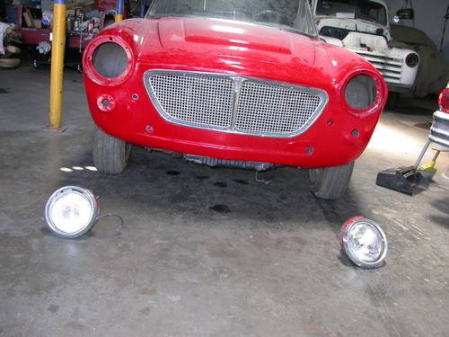 1960 CALIFORNIA PROJECT CAR $6500 SHIPPING INCLUDED For Sale (picture 3 of 6)