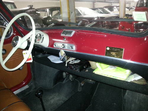 1972 Fiat 600d 80000kms For Sale (picture 2 of 6)