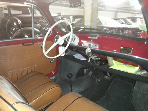 1972 Fiat 600d 80000kms For Sale (picture 4 of 6)