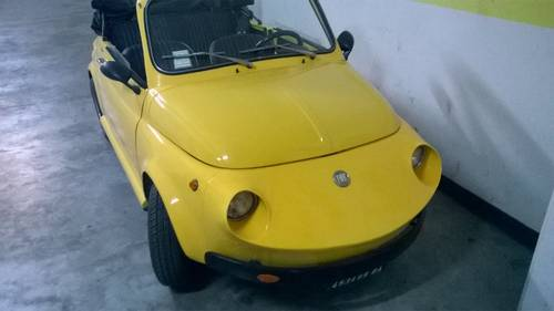 1969 Fiat 500 Custom Porsche 911 One of a Kind First in Show!! For Sale (picture 1 of 6)