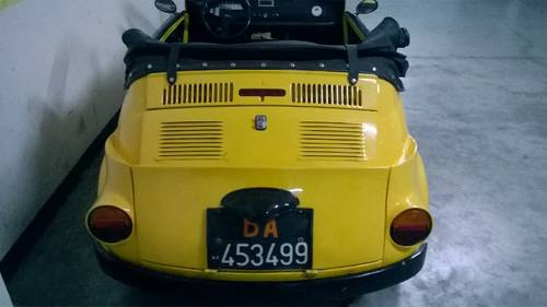 1969 Fiat 500 Custom Porsche 911 One of a Kind First in Show!! For Sale (picture 2 of 6)