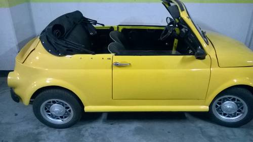 1969 Fiat 500 Custom Porsche 911 One of a Kind First in Show!! For Sale (picture 3 of 6)