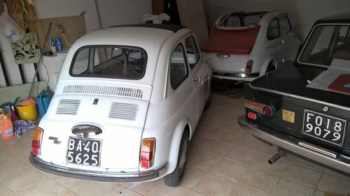1974 Fiat 500R JUST RESTORED with 650cc engine For Sale (picture 1 of 6)