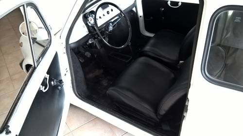1974 Fiat 500R JUST RESTORED with 650cc engine For Sale (picture 4 of 6)