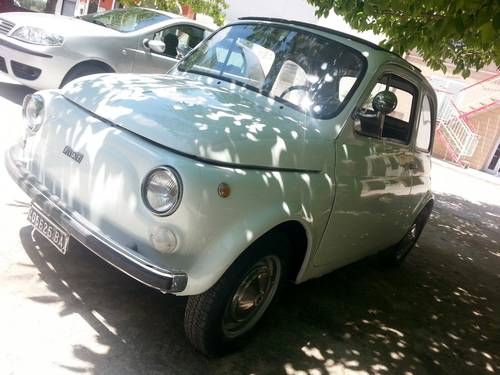 1974 Fiat 500R JUST RESTORED with 650cc engine For Sale (picture 6 of 6)
