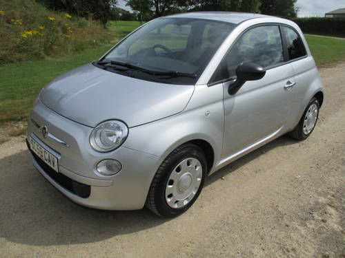 2010 Fiat 500 1.2 POP. £30 annual tax (41862 miles) For Sale (picture 3 of 6)