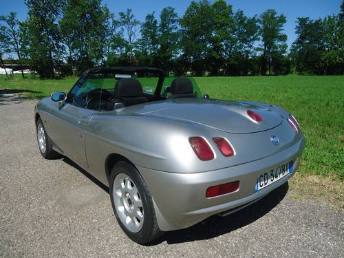 2001 Fiat Barchetta 1800 16V with hard top For Sale (picture 2 of 6)