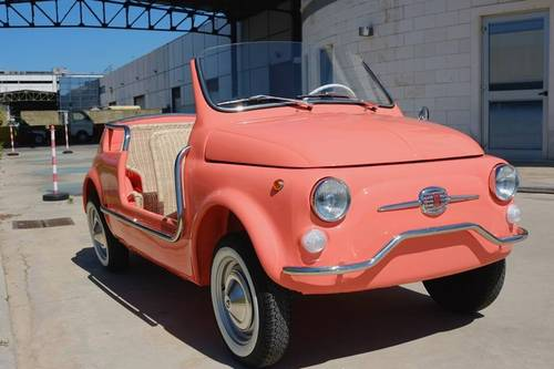 1964 FIAT 500 JOLLY REPLICA For Sale (picture 1 of 3)