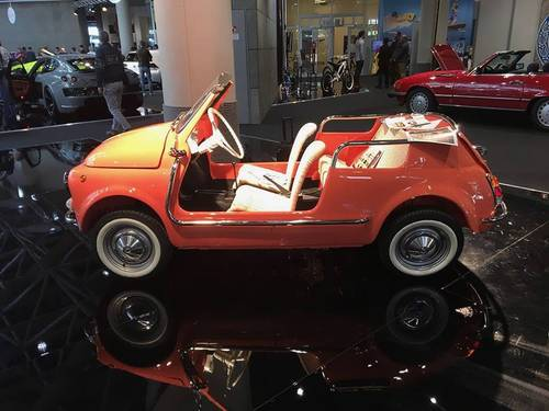 1964 Fiat 500 Jolly Replica For Sale Car And Classic