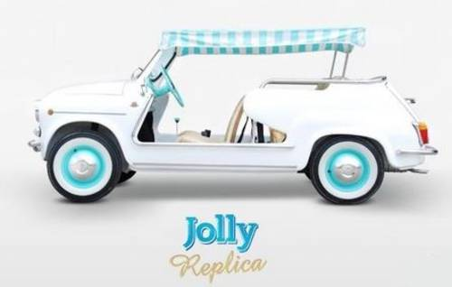 1964 FIAT 600 JOLLY REPLICA For Sale (picture 1 of 2)