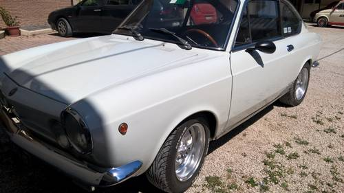 1969 Fiat 850 Sport Coupe in Like New Condition For Sale (picture 1 of 6)