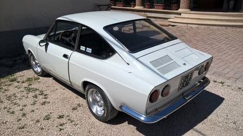 1969 Fiat 850 Sport Coupe in Like New Condition For Sale (picture 2 of 6)
