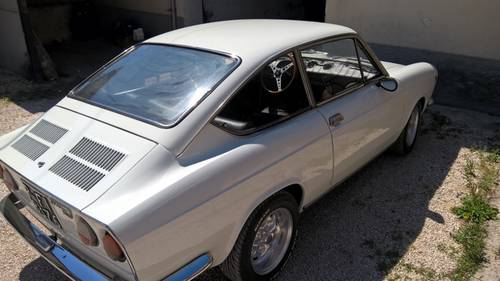 1969 Fiat 850 Sport Coupe in Like New Condition For Sale (picture 4 of 6)