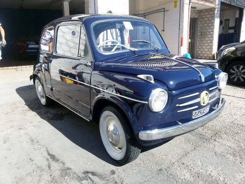 1959 Fiat 600 RHD Very Good daily Driver!! For Sale (picture 4 of 6)
