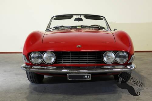 1968 Fiat Dino Spider 2000 Targa Oro ASI For Sale (picture 5 of 6)