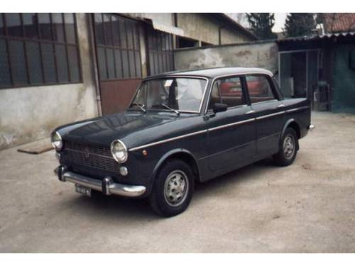 1968 Fiat 1100R SOLD (picture 1 of 1)