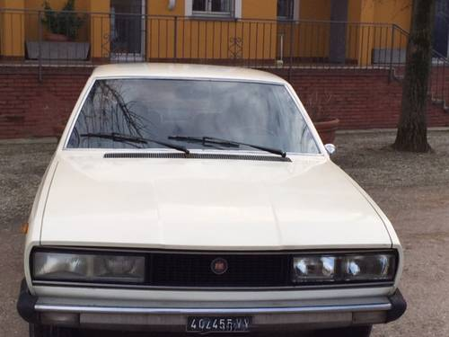 1973 Fiat 130 coupe For Sale (picture 1 of 6)