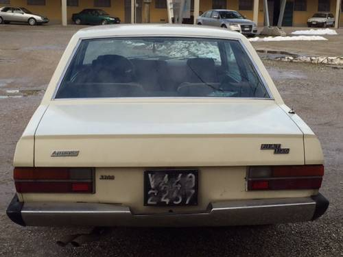 1973 Fiat 130 coupe For Sale (picture 2 of 6)