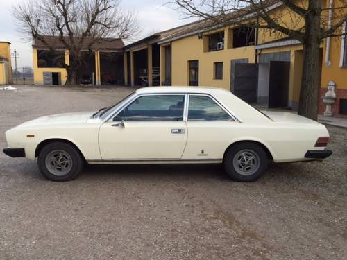 1973 Fiat 130 coupe For Sale (picture 3 of 6)