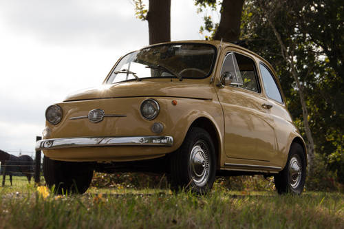 1972 Fiat 500 type F, very good condition!! For Sale (picture 1 of 6)