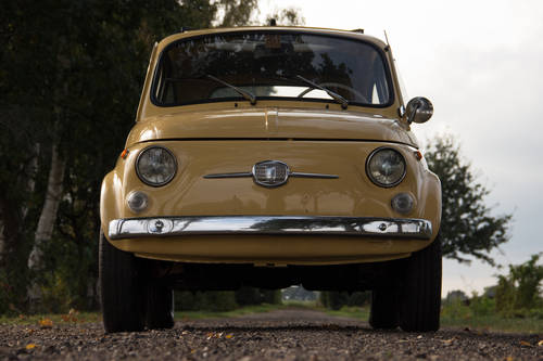 1972 Fiat 500 type F, very good condition!! For Sale (picture 2 of 6)