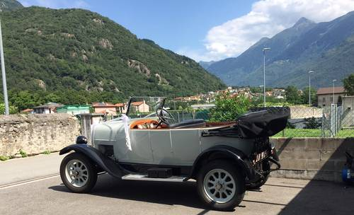 1921 Classic Fiat 501 Torpedo For Sale (picture 1 of 6)