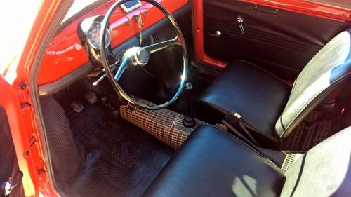 1973 Full Nut and Bolt Restoration Fiat 500R with original 595cc For Sale (picture 4 of 6)