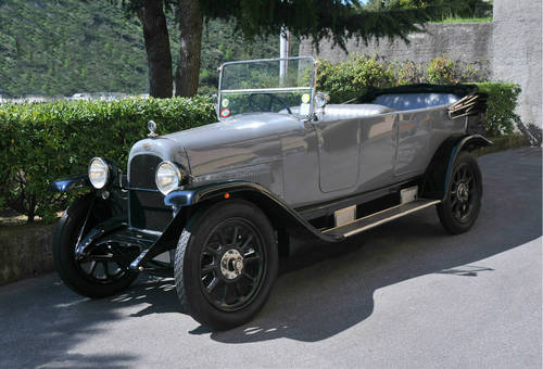 1923 FIAT 510 Torpedo - King of Italy For Sale (picture 2 of 6)